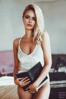 Ksenia by SnezhanaMorozova