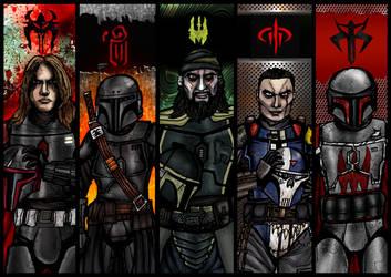 Bad guys by AraxussYexyr