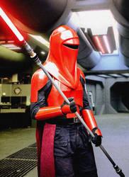 Imperial Guard TFU by AraxussYexyr