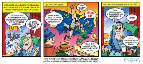 Batman: 75 Year Tribute by mengblom