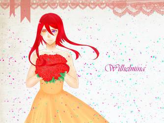 Wilhelmina by rineclipses