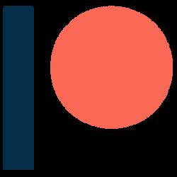 Patreon 2017 Logo 4000x4000 by PHLiM2