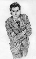 Tenth Doctor by Coconut-CocaCola