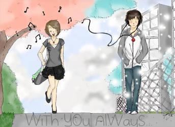 With You Always.. by Pyyrrha