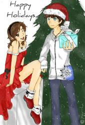 Happy Holidays by Pyyrrha
