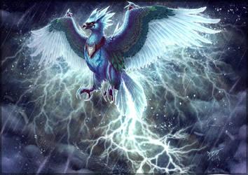 Thunderbird by BegasusTiuBe