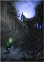 Midnight Black by BegasusTiuBe