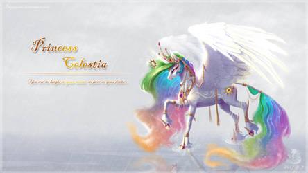Princess Clestia by BegasusTiuBe
