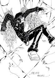 Fallen angel by Claudia-C18
