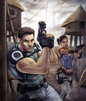 Resident Evil 5 by VinRoc