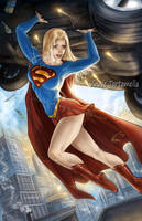 Supergirl by VinRoc