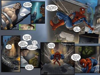 Green Noise page16 and 17 by VinRoc