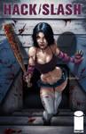 Hack Slash issue 3 by VinRoc