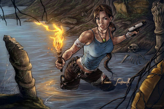 Tomb Raider Reborn contest by VinRoc