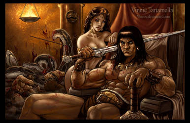 Conan 2013 by VinRoc