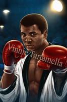 Muhammad Ali by VinRoc