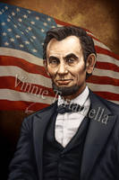 Abe Lincoln by VinRoc