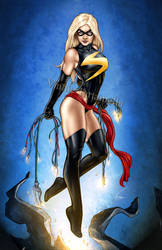 Ms Marvel by VinRoc