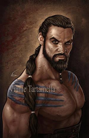 Khal Drogo by VinRoc