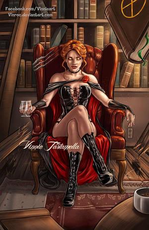 Black Queen by VinRoc