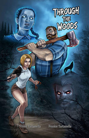 Through the Woods issue 3 by VinRoc
