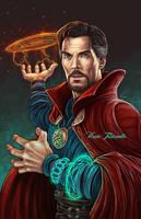 Doctor Strange by VinRoc
