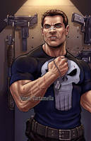Punisher by VinRoc