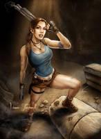 Lara Croft Classic by VinRoc