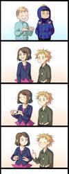 SP: love signs by ishimaru-miharu