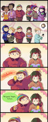 SP: VDAY by ishimaru-miharu