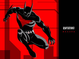 Batman Beyond by Albert217