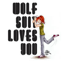 Wolf Suit Loves You by Wolf-Suit