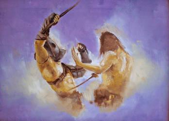 Gladiators by muratgul