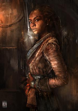 Madi from Black Sails by muratgul