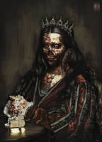 Cursed Queen by muratgul
