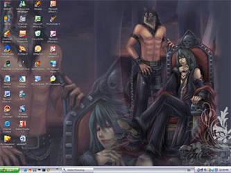 Desktop screenshot-Gift by Ray by hippori