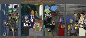 Time Meme 3: Triella Wheeljack by Mr-Culexus