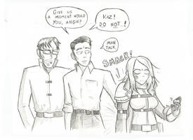 People wanted to know 25 by Mr-Culexus