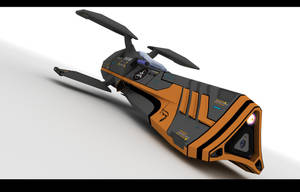 ISDF Thunderbolt by NoStr0m0