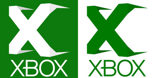 Xbox Logo redesign by GingerJMEZ
