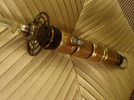 more pics of light saber by pinochioO-5