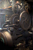 Steampunk Engine by pinochioO-5