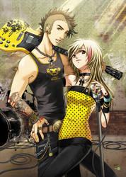 Rockin' Romance by DUALink