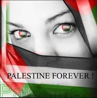Palestine Woman by SherrySaru