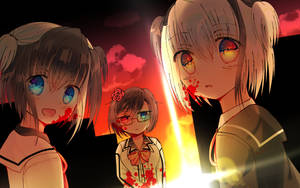 Laura , Yin and Yang by hoshitsukistar