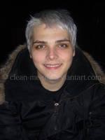 Gerard Way III by Clean-Me-Off
