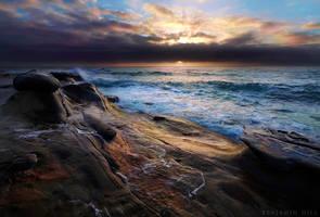 Golden Coast by benkhill