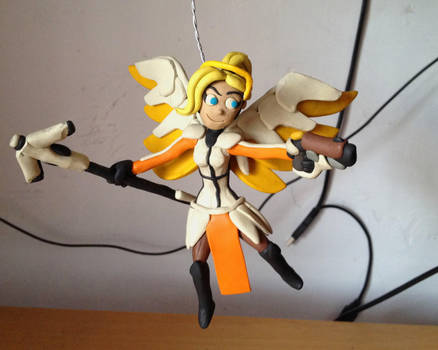 Mercy Overwatch by birthbysleep0108