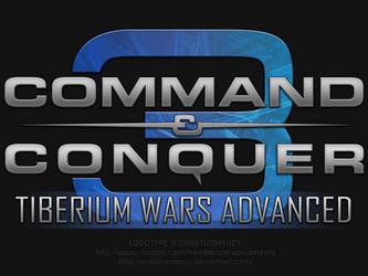 Tiberium Wars Advanced Logotype by ErastusMercy
