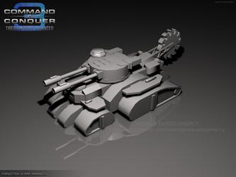 TWA: Scrap Mammoth by ErastusMercy